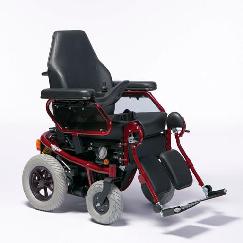 Кресло-коляска электрическая  Tracer  c эл.регулировкой спинки и сидения              Арт. RX15358