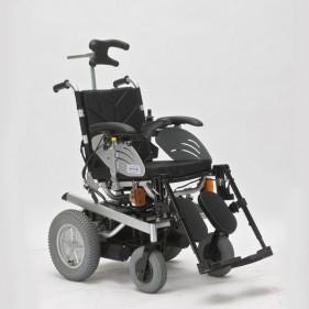 Кресло-коляска инвалидная с электрприводом FS123GC-43               арт. AR10699