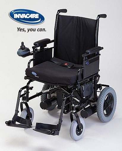 Кресло-коляска инвалидная с электроприводом Invacare P9000XDT               арт. 10702