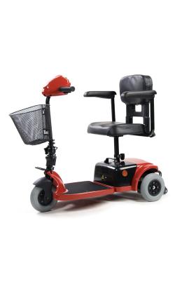 Кресло-коляска инвалидная электрическая (скутер)  LY-EB103-125                арт. MT10868