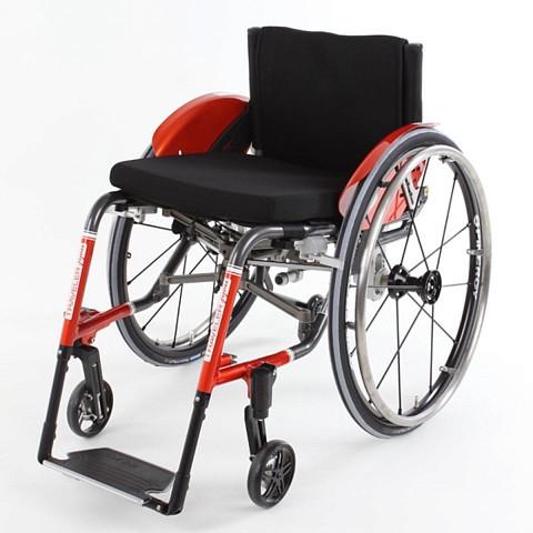 Кресло коляска активного типа Proactiv TRAVELER 4YOU ERGO                 арт. OB20837