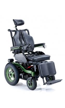 Кресло-коляска инвалидная электрическая Bronco раскладывающаяся  LY-EB103-207                арт. MT10877