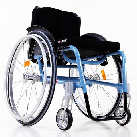 Кресло коляска активного типа Proactiv Speedy F4                 арт. OB20839