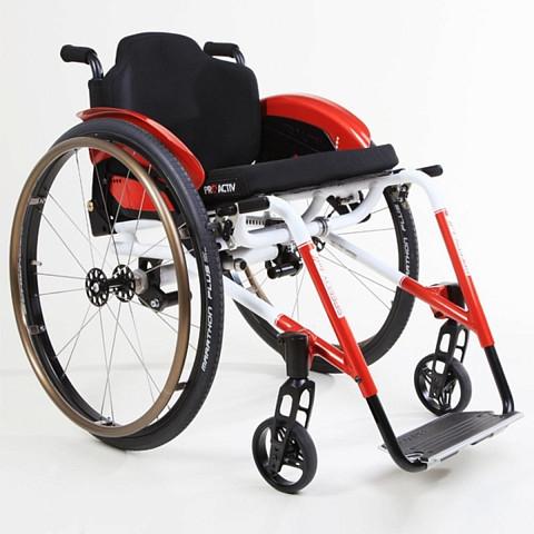 Кресло коляска активного типа Proactiv Speedy 4ALL               арт. OB20849