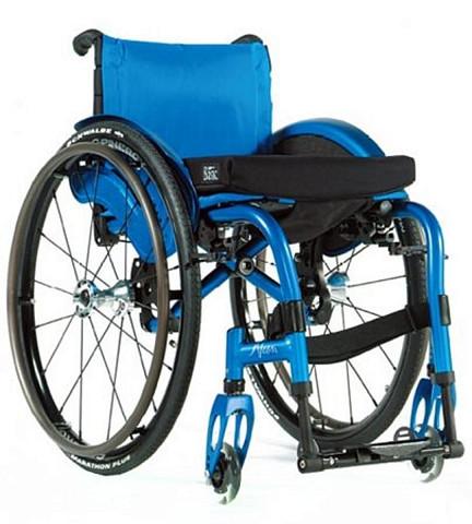 Кресло коляска активного типа Sunrise Quickie Neon (Базовая комплектация)               арт. OB20850