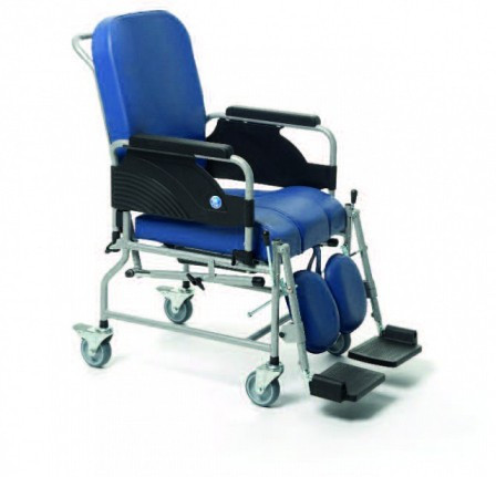 Кресло-стул с санитарным оснащением на колесах 9303              Арт. RX15434