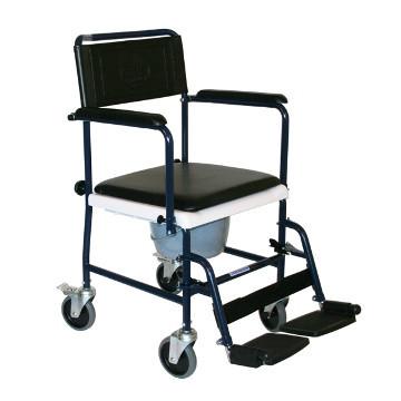 АКЦИЯ! Кресло-коляска с санитарным оснащением 139B               Арт. RX15430