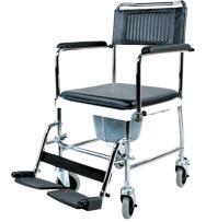 Кресло-коляска инвалидная с санитарным оснащением 5019W2                  арт. 12281