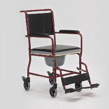 Кресло-коляска инвалидная с санитарным оснащением FS692               арт. AR12283