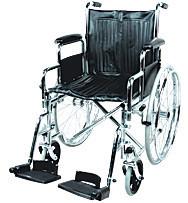 Кресло-коляска инвалидная 1618С0303SP                арт. 12300
