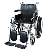 Кресло-коляска инвалидная 1618С0304S                арт. 12305