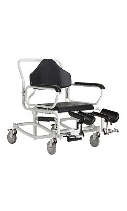 Кресло-коляска инвалидная для душа Tilt XXL   LY-800-T                арт. MT10848