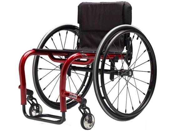 Активная инвалидная коляска Ki Rogue LY-710-800601                арт. MT21797