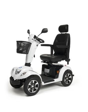 Электрическая инвалидная кресло-коляска (скутер) Carpo 4                 арт. RX22256