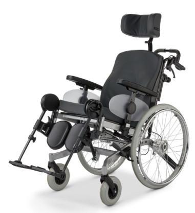 Многофункциональная инвалидная кресло-коляска SOLERO                 арт. MEY23982