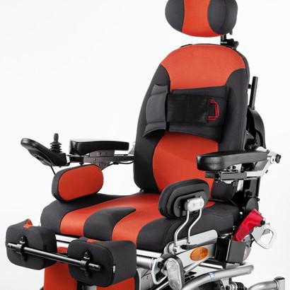 Инвалидная кресло-коляска-вертикализатор с электроприводом NEMO Vertical SENIOR                 арт. MEY23988