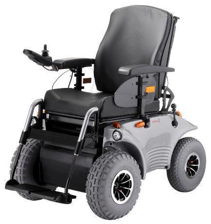 Инвалидная кресло-коляска с электроприводом OPTIMUS 2                 арт. MEY23987
