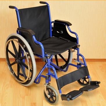 Кресло-коляска механическая стальная  FS909(B)                         арт. МдТМ24575