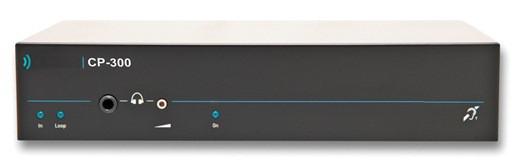 Индукционная система  профессионального использования (стационарная) для слабослышащих СP-300          арт. AU20896