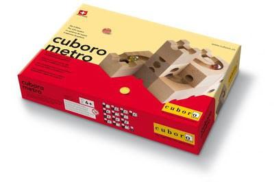 Деревянный конструктор Куборо Метро (cuboro metro)              арт. Cub20316