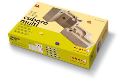Деревянный конструктор Куборо Мульти (cuboro multi)              арт. Cub20315