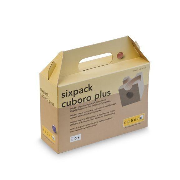 Дополнительные кубики-усложнения Куборо (cuboro sixpack  plus)              арт. InV20424