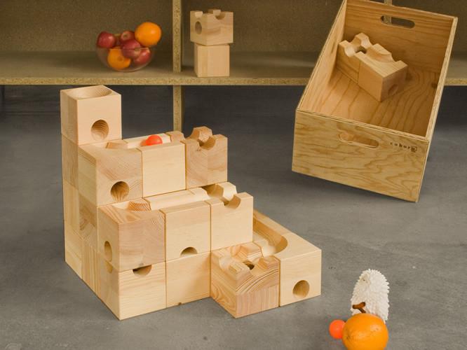 Cuboro XXL, размер грани кубика 10 см             арт. Cub20432