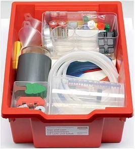 Комплект лабораторного оборудования «Эксперименты со светом и звуком»                 арт. Ed17663