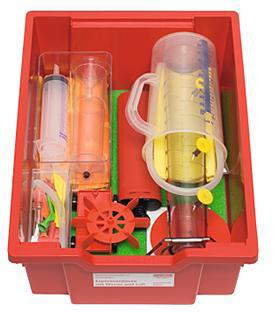 Комплект лабораторного оборудования «Эксперименты с водой и воздухом»                 арт. RN17662