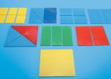 Дробные части квадрата               арт. RN9641