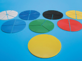 Дробные части круга               арт. RN9642