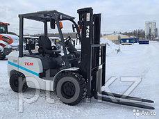 Погрузчик TCM, 3 тн, дизель, новый, пр-во Япония, фото 2