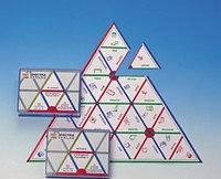 Пирамида лингвистическая «Картинки и слова». (Серия «Немецкий язык») арт. RN16984
