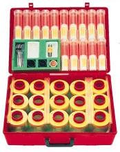Фильтрация воды. Комплект лабораторного оборудования  (методичка в комплекте)             арт. RN9687