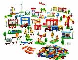 Городская жизнь. LEGO               арт. RN9729