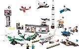 Космос и аэропорт. LEGO               арт. RN9739