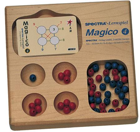 От 1 до 20. Магико 4               арт. RN9783