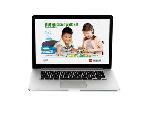 Комплект учебных материалов LEGO WeDo 2.0. Электронное издание               арт. RN21347