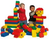 Набор мягких кубиков. LEGO SOFT               арт. RN10164