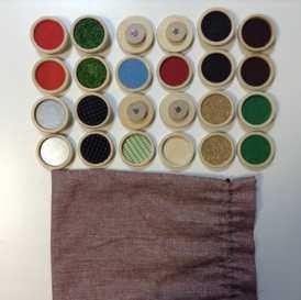 Комплект фишек для «Сенсино»: различные поверхности               арт. RN23085