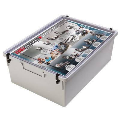 Конструктор модульных станков UNIMAT ML Technic. Базовый набор.(7в1)               арт. RN23093