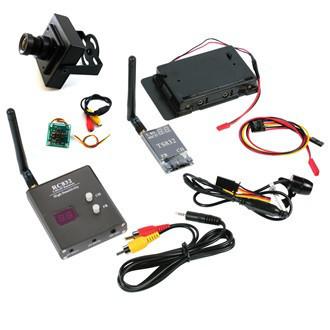 Комплект беспроводной камеры TETRIX MAX               арт. RN24387