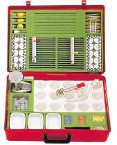 Тепловые явления. Комплект лабораторного оборудования (методичка в комплекте)              арт. RN9901