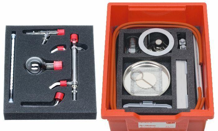 Комплект лабораторного оборудования «Дистилляция»                      арт. RN17979