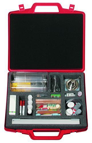 Комплект лаб. оборудования «Вещества и их свойства» (с рук. для учителя)              арт. RN23143