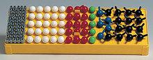 Комплект «Моделирование молекул».  Неорганические соединения               арт. RN9960