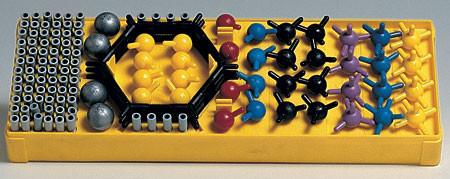 Комплект «Моделирование молекул».  Органические соединения               арт. RN9961