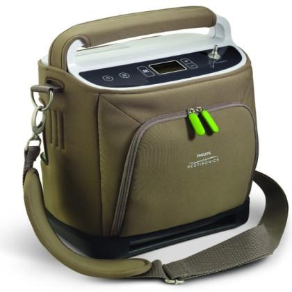 Портативный кислородный концентратор Philips Respironics SimplyGo                 арт. ЧВ21468