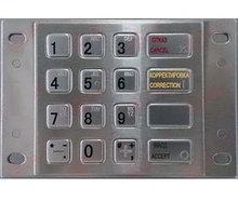 Клавиатура цифровая Keypad SZZT ZT593C PS/2                     арт. ТчБ24269