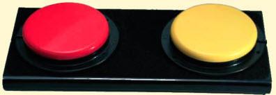 Кнопка Sweety! 2x12,7               арт. 5517